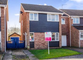 Thumbnail 3 bed detached house for sale in Grampian Way, Thorne, Doncaster