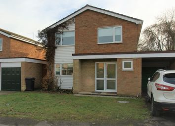 Thumbnail 4 bed detached house to rent in The Orchard, Woking