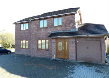 Thumbnail 5 bedroom detached house for sale in Clos Plas Isaf, Llangennech, Llanelli, Carmarthenshire