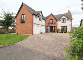 Thumbnail 5 bed detached house for sale in Harthwaite Gardens, Carleton Village, Penrith, Cumbria