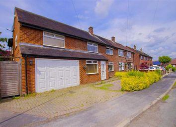 Thumbnail 5 bedroom semi-detached house for sale in Duke Avenue, Glazebury, Warrington