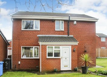 Thumbnail 4 bed detached house for sale in Hall Street, Warrington, Cheshire