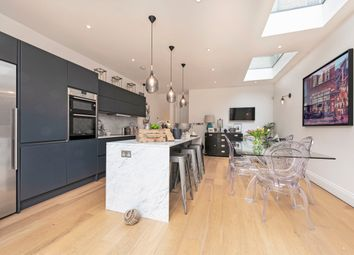 5 bed terraced house for sale in Manchuria Road, London SW11