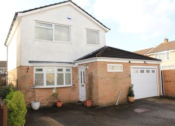 Thumbnail 3 bed detached house for sale in Avonridge, Thornhill, Cardiff