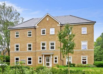Thumbnail 2 bedroom flat for sale in Richmond Crescent, Epsom, Surrey