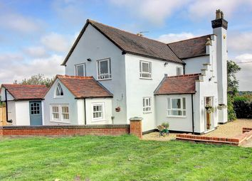 Thumbnail 3 bed detached house for sale in Barracks Lane, Walsall Wood, Walsall