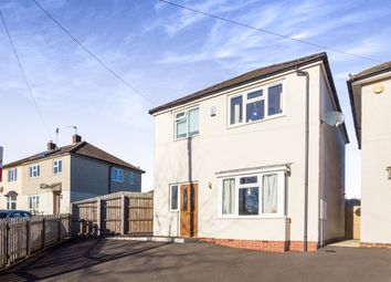 Thumbnail 3 bedroom detached house for sale in Greenwich Drive South, Kingsway, Derby