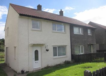 Thumbnail 3 bed semi-detached house to rent in Burnmoor Avenue, Whitehaven