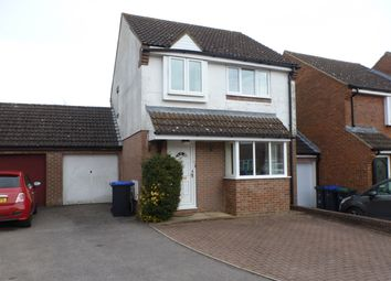 Thumbnail 3 bed link-detached house to rent in Sheen Close, Salisbury