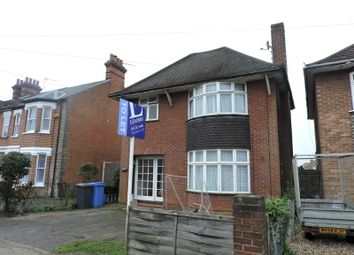 Thumbnail 3 bed property to rent in Norwich Road, Ipswich