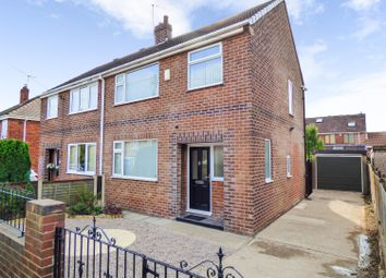 Thumbnail 3 bed semi-detached house to rent in Mill Hill Avenue, Pontefract