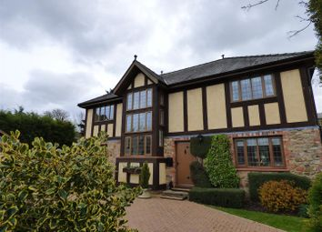 Thumbnail 4 bed detached house for sale in Giddleswick, Penhow, Caldicot