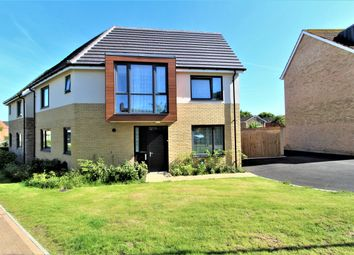 Thumbnail 4 bed detached house for sale in Endeavour Way, Colchester