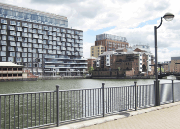 Thumbnail 2 bed flat for sale in Turnberry Quay, Tower Hamlets, London