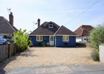 Thumbnail 4 bed detached bungalow for sale in Manor Road, Aldershot