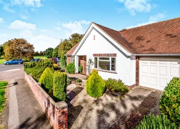 Thumbnail 3 bed semi-detached bungalow to rent in Bowhill, Bedford