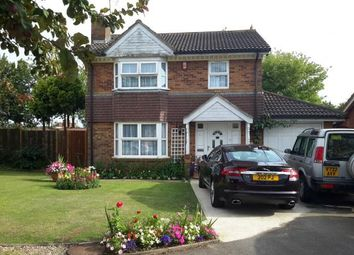 Thumbnail 3 bed detached house to rent in Rushall Green, Luton