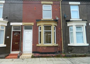 Thumbnail 2 bed terraced house to rent in Bardsay Road, Walton, Liverpool