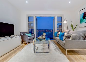 Thumbnail 2 bed flat for sale in Scotia Building, 3 Jardine Road, London