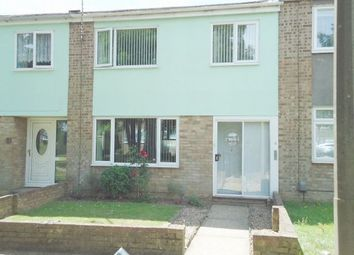 Thumbnail 3 bed terraced house to rent in Foxglove Walk, Colchester, Essex