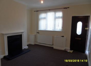 Thumbnail 2 bed terraced house to rent in Rosary Ave, Blackpool