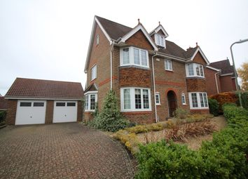 Thumbnail 6 bed detached house to rent in Kingsley Square, Fleet