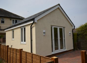 Thumbnail 1 bed bungalow for sale in Bartram Avenue North, Braintree