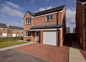 Thumbnail 4 bed detached house for sale in Glenmill Crescent, Glasgow