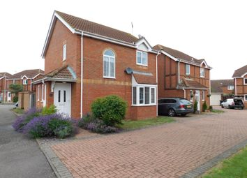 Thumbnail 3 bed link-detached house for sale in The Becketts, Stowmarket, Suffolk