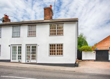 Thumbnail 2 bed semi-detached house for sale in Brewhouse Hill, Wheathampstead, St. Albans