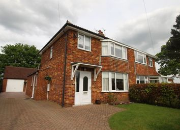 Thumbnail 3 bed detached house for sale in Collinsons Lane, Rillington, Malton