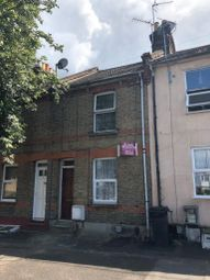 Thumbnail 3 bed terraced house for sale in 25 Castle Road, Chatham, Kent