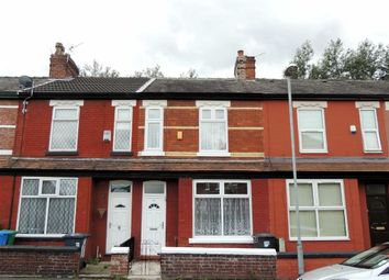 Thumbnail 2 bed terraced house to rent in Cranage Road, Levenshulme, Manchester