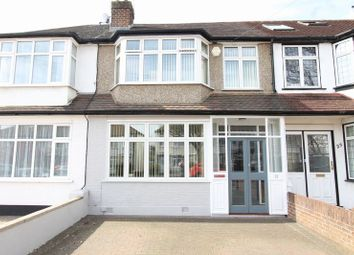 Thumbnail 3 bed terraced house for sale in Chertsey Drive, North Cheam, Sutton