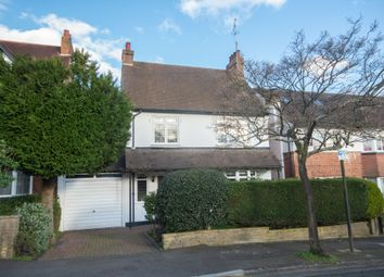 Thumbnail 3 bed detached house for sale in Meadow Road, Pinner, Middlesex