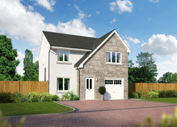 "Thumbnail 4 bed detached house for sale in ""Balfron"" at Newlands Drive, Portlethen, Aberdeen"