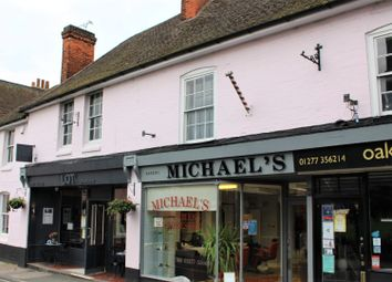1 bed flat to rent in High Street, Ingatestone, Essex CM4