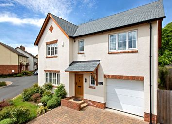Thumbnail 4 bedroom detached house for sale in Great Park Close, Bishopsteignton, Teignmouth