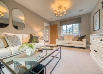 Thumbnail 4 bed detached house for sale in Plot 77 The Saddlery, Home Farm, Exeter