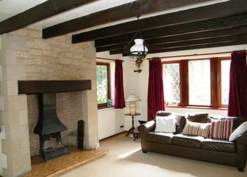 Thumbnail 3 bedroom detached house for sale in Mitford, Morpeth