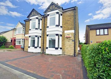 Thumbnail 3 bed semi-detached house for sale in Southdown Road, Minster On Sea, Sheerness, Kent