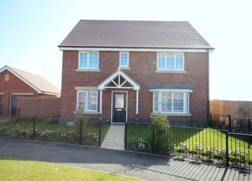 Thumbnail 4 bedroom detached house to rent in Dereham Road New Costessey, Norwich