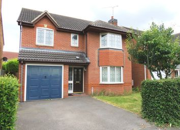 Thumbnail 4 bed detached house for sale in Duncombe Road, Leicester