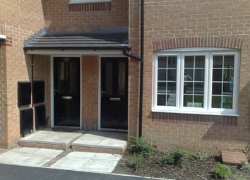 Thumbnail 2 bed flat for sale in Priory Chase, Pontefract