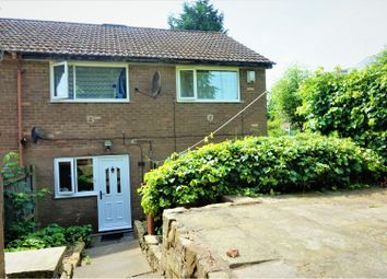Thumbnail 3 bedroom end terrace house for sale in Chandos Walk, Leeds