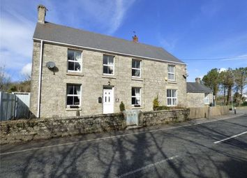 Thumbnail 7 bed detached house for sale in Whitemoor, St. Austell, Cornwall