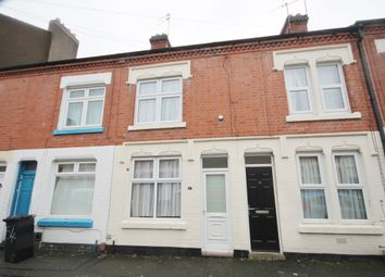 Thumbnail 2 bed terraced house for sale in Latimer Street, West End, Leicester