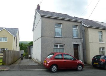 Thumbnail 4 bed detached house for sale in Wernddu Road, Ammanford, Carmarthenshire.