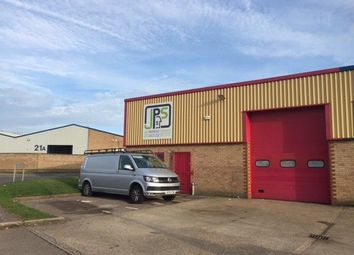 Thumbnail Light industrial to let in 1 Steel Close, Eaton Socon, St. Neots, Cambridgeshire