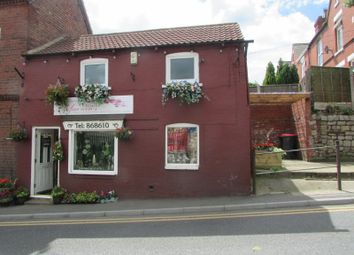 Thumbnail Retail premises for sale in 4 Old Road, Doncaster